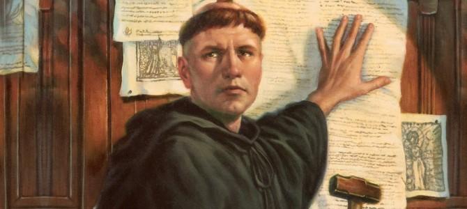 497 anos de Reforma Protestante