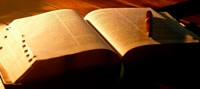 Bíblia, um livro de valor!