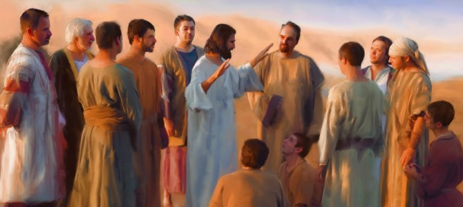O ministério apostólico