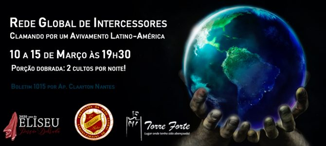 Rede Global de Intercessão